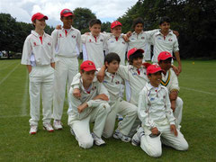 Swiss U14 team v CCC