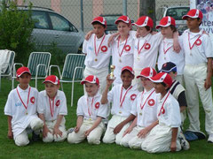Swiss Under 11 XI wins Vienna Challenge Cup