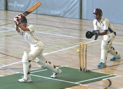 Gingins U17 Indoor Tournament 2013