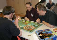 Seeland auf dem 1. Pankower Spielefest
