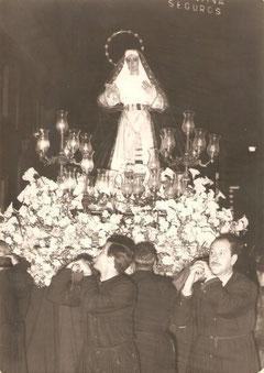 Amargura Castillo Lastrucci, 1960