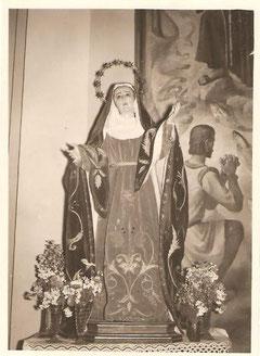 Antigua Virgen de la Amargura