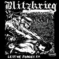 BLITZKRIEG - Lest we forget