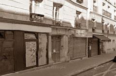Paris 5ème  Rue de la Collégiale du 5 au 9
