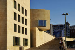 Formes géométriques du musée
