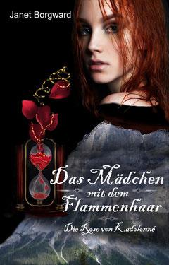 Fantasy Roman von Janet Borgward mit zauberhafter Heilerin