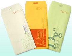 長形3号1色2色オフセット印刷