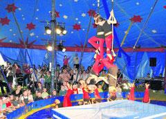 Zirkusprojekt Oberbaldingen