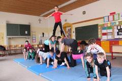 Zirkusprojekt Bad Schussenried