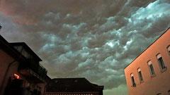 """Orkanböen über NRW: """"Eins der schlimmsten #Unwetter in zehn Jahren"""""""