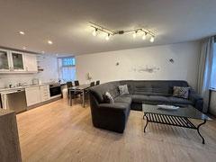 Wohnzimmer Wohnung 1 - Arnis