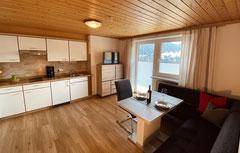Ferienwohnung in Hirschegg, Kleinwalsertal