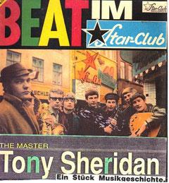 Schallplatte von Tony Sheridan