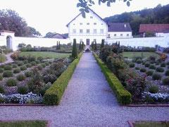 Kloster Schäftlarn-Klostergarten