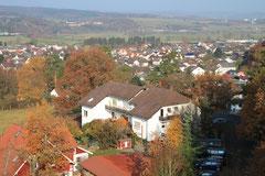 Die Gruppe befindet sich im Neubau des Haus Waldecks auf dem Münchberg
