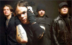votemos por The Rasmus en metal from finland ¡