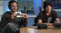 Eero y lauri en YLEX radio