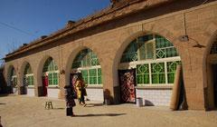 サンワー村の毛さんの家