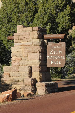 Foto: Zion Nationalpark