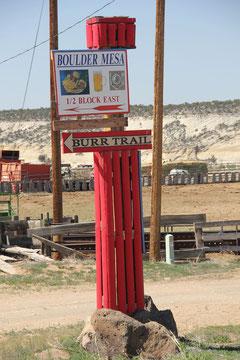 Foto: Zum Burr Trail