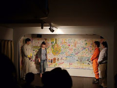サノユカシさんと石巻の子供達の絵
