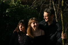 D'Abreu, Domsel, Schneider Abend musikalisch-literarischer Abend über Robert Schumann
