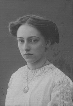 Lene Voigt, ca. 1910