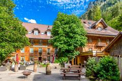 Kemmeriboden Bad Hotel Landgasthof