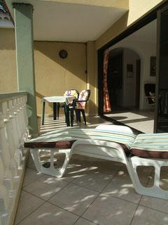 Terrasse des 2A Atico Florasol