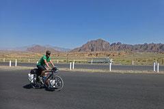 Auf dem Weg Richtung Kashgar.