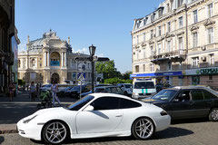 Luxusartikel und Nobelkarossen: Odessa.