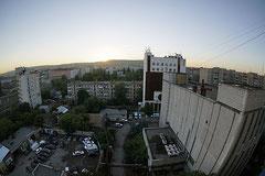 Aussicht in den molochigen Teil Saratov's.
