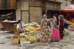 Xinjiang - ein Pardies für Früchteliebhaber.