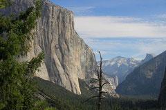 El Capitan und Half Dome lassen grüssen.