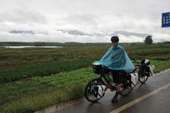 Ponchomania: Trotz Regen gute Stimmung!