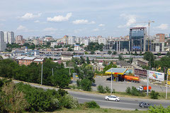 Eingangs Rostov-on-Don.