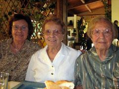 Les 3 soeurs de mon Papy, Hélène - Henriette - Claire