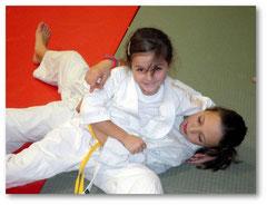 Immobilisation d'une ceinture jaune