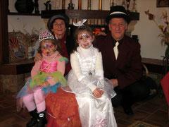 Avec Lucette et Marcel