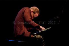 Craig Taborn © Emmanuelle Vial 2012