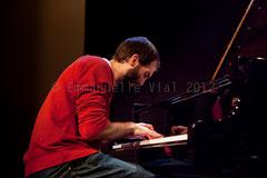 Bourne/Davis/Kane Trio © Emmanuelle Vial 2012