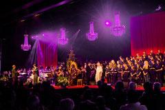 Weihnachtskonzert im KKL mit Lucerne Concertband FML