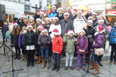Weihnachtsauftritte 2011