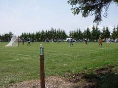ラグビーやサッカーの合宿地として有名