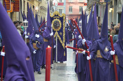 Semana-Santa-Prozession (Granada)