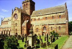 Kirkwall (Orkney), St.-Magnus-Cathedral