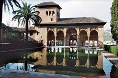Alhambra, Portikus-Palast