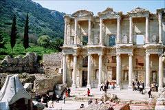 Ephesus, Celsus-Bibliothek