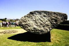Grand menhir brisé (eines von vier Teilen)
