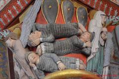 Issoire, Sainte-Austremoine, Kapitell